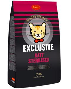 Croquettes pour chat sterilisé