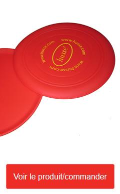 Frisbee  pour chien en silicone